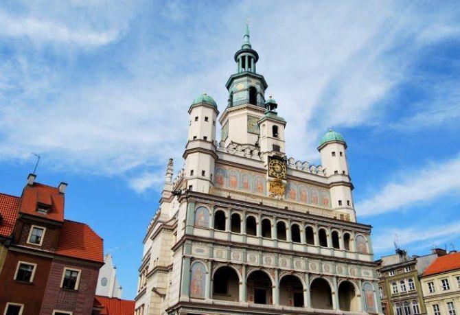 Radnice, Poznaň, Polsko